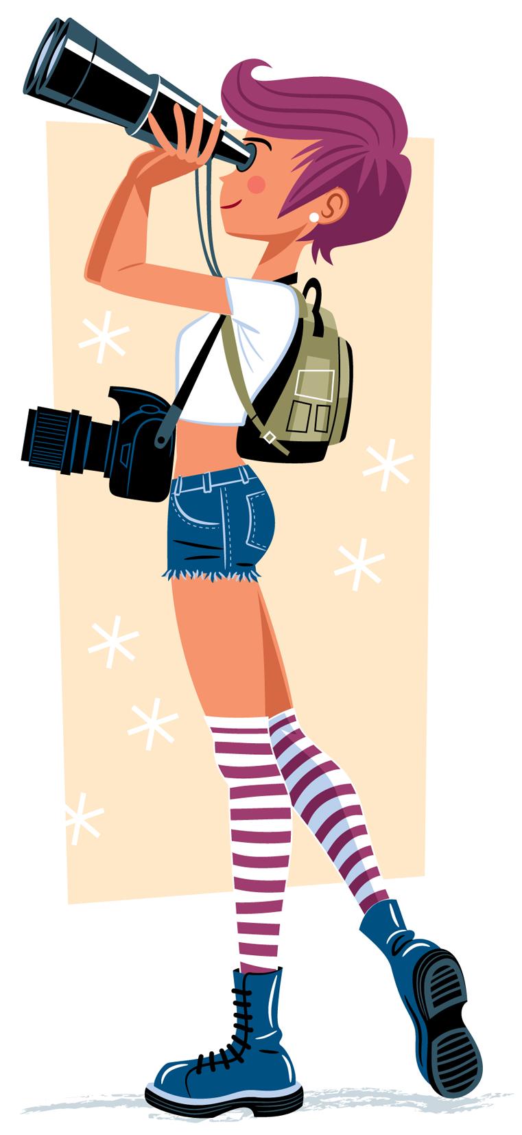 BinocularGirl