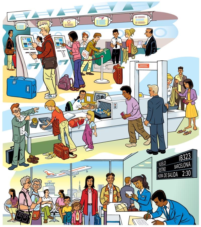 AirportProcess